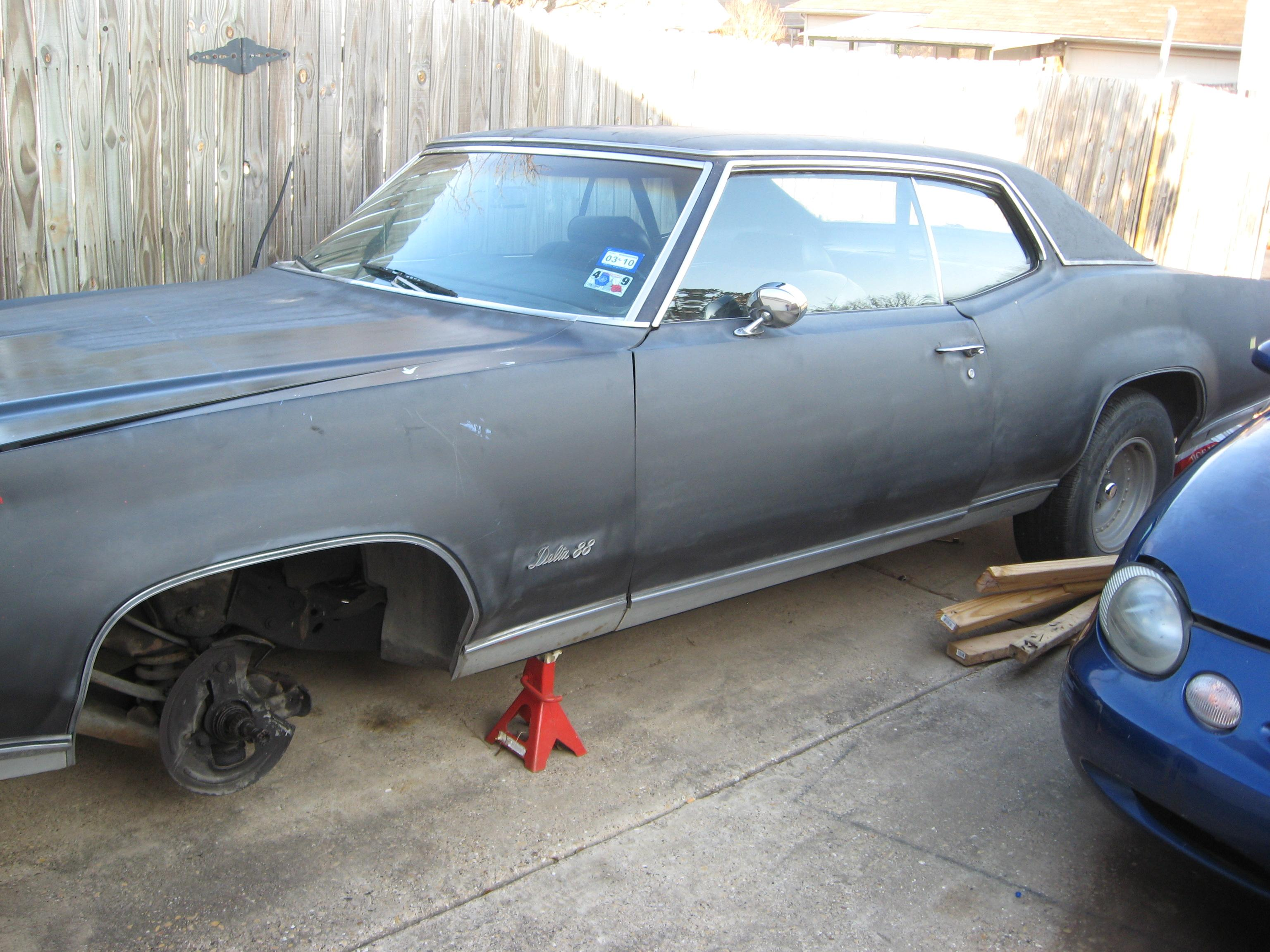 Roostercandy 1969 Oldsmobile Delta 88 Specs Photos