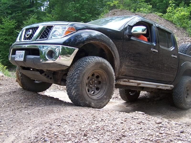 nissan frontier off road parts images frompo 1. Black Bedroom Furniture Sets. Home Design Ideas