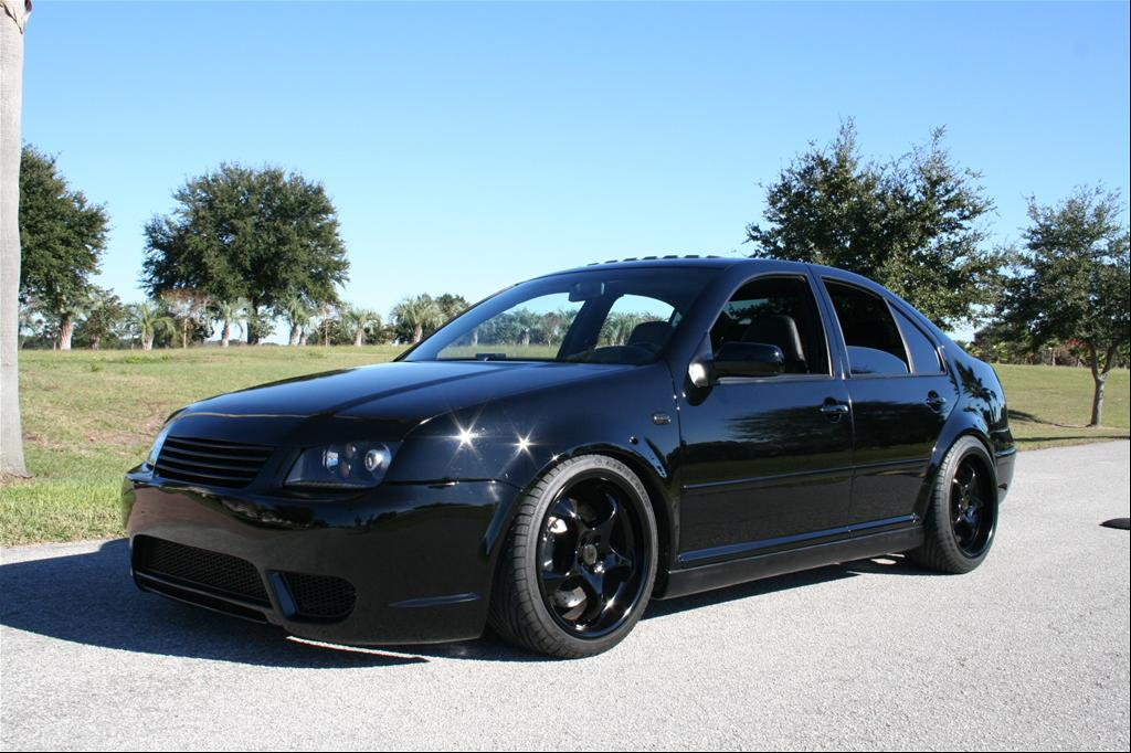 "2001 Volkswagen Jetta ""VRT with tons of upgrades"" - Orlando, FL owned"