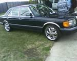 youngfuzzin 1989 Mercedes-Benz 560SEL