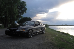 Bianners 1997 Ford Mustang