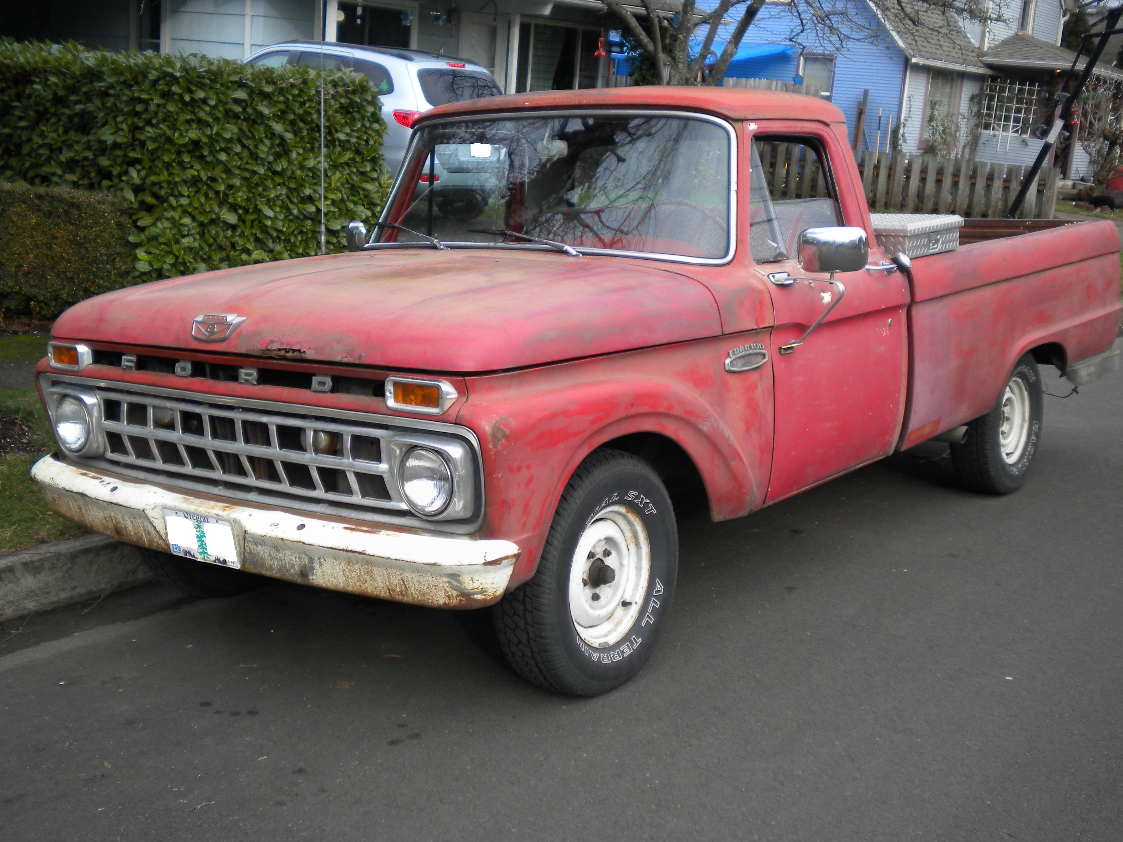 65benny 1965 Ford F150 Regular Cab Specs  Photos  Modification Info At Cardomain