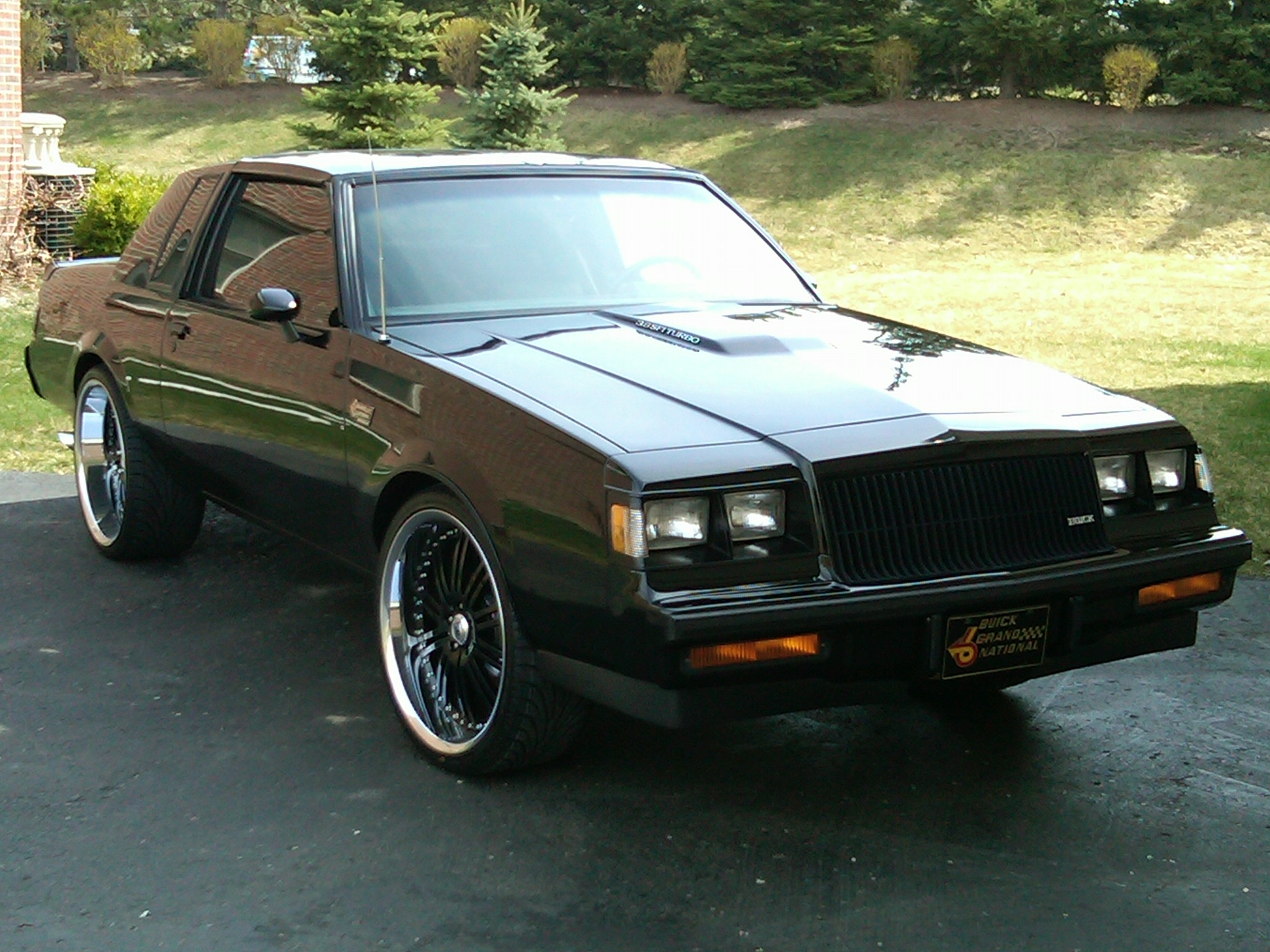 87gn 1987 buick grand national specs photos modification info at. Cars Review. Best American Auto & Cars Review