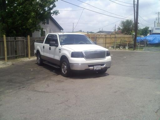 fordboi2007 2006 Ford F150 Regular Cab 14108915