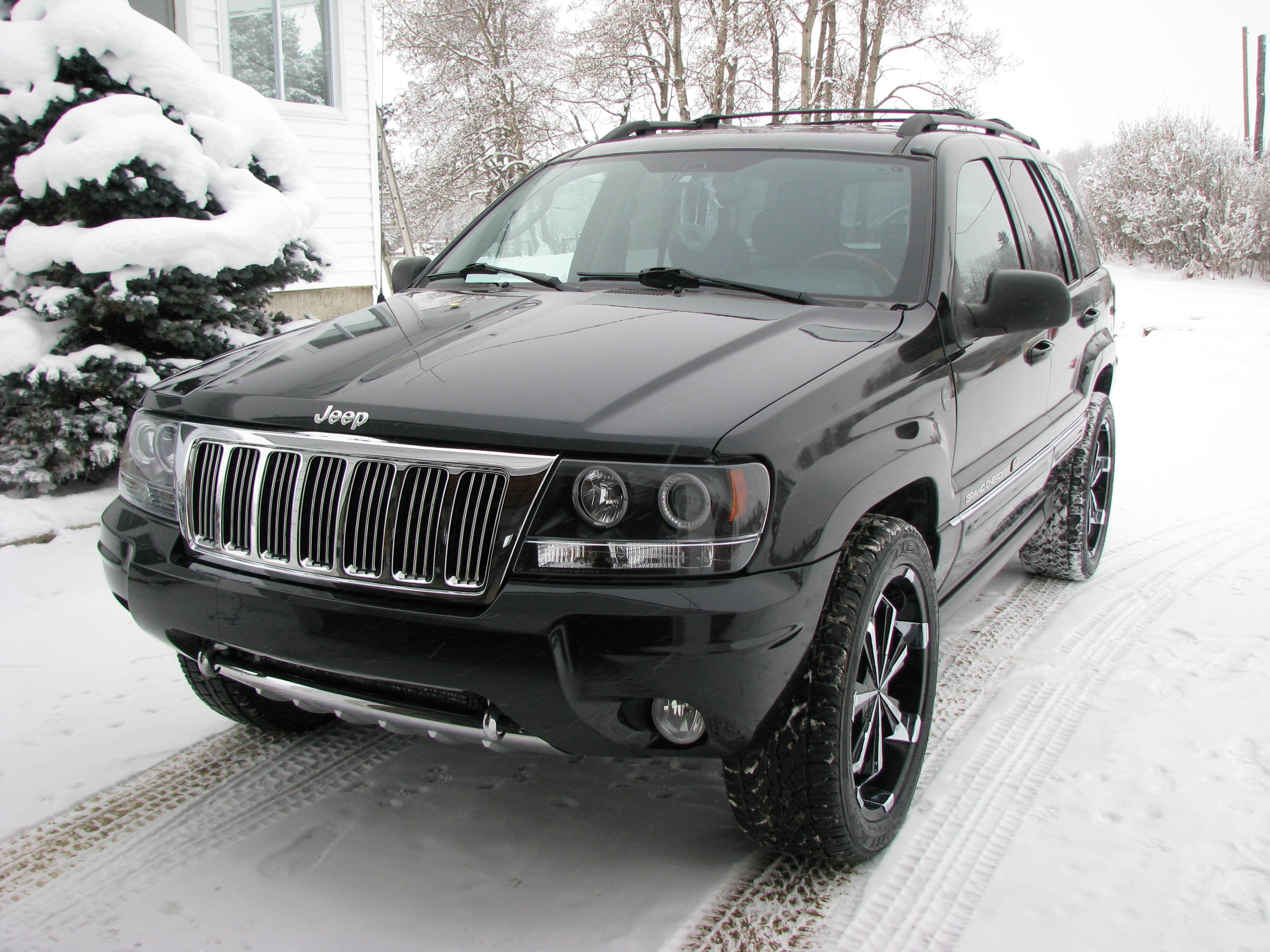 Catherinegr 2004 Jeep Grand Cherokee Specs  Photos