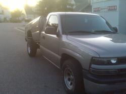 ChevyDumpinOnUms 1999 Chevrolet Silverado 1500 Regular Cab