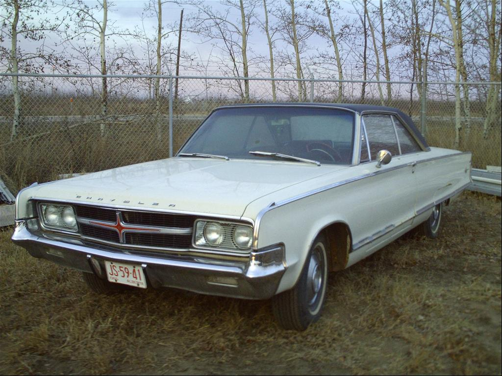 mopp440's 1965 Chrysler 300