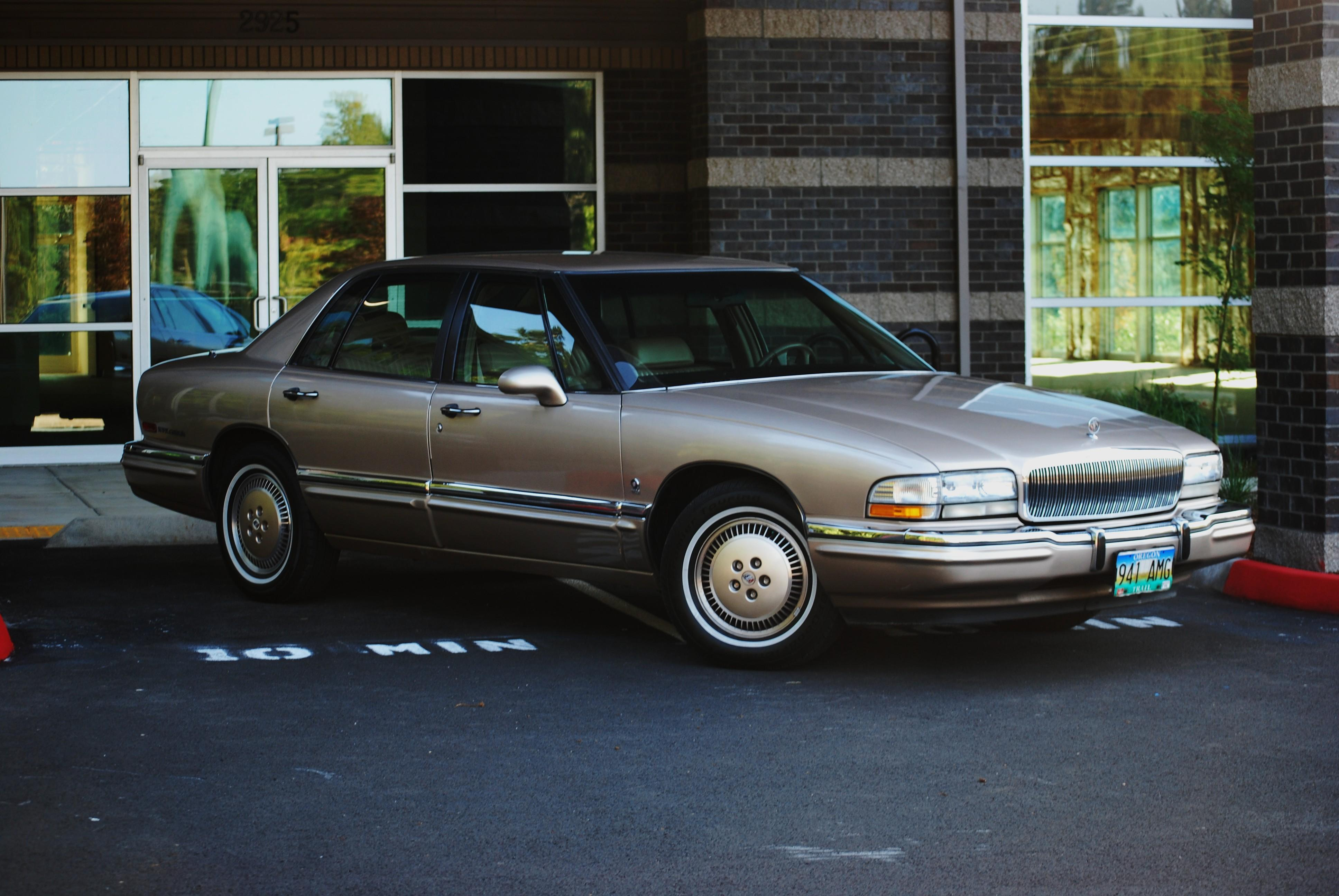 Another thegr8schlotzky 1995 Buick Park Avenue post... - 14112840