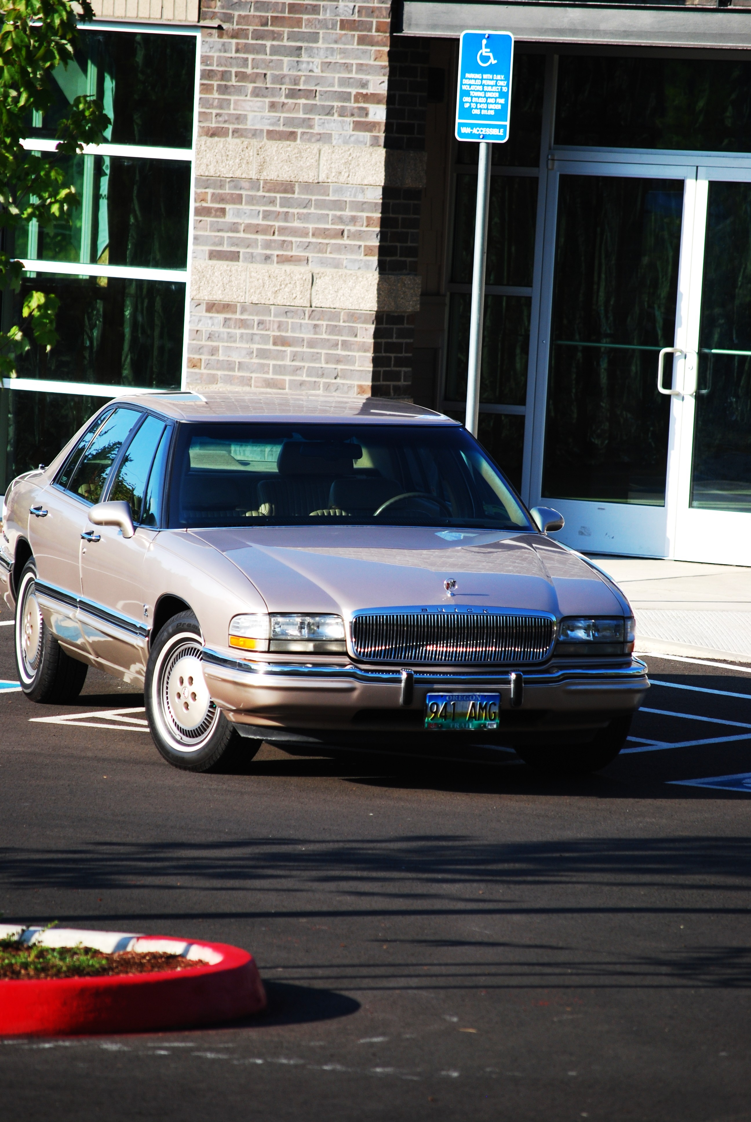 Another thegr8schlotzky 1995 Buick Park Avenue post... - 14112843