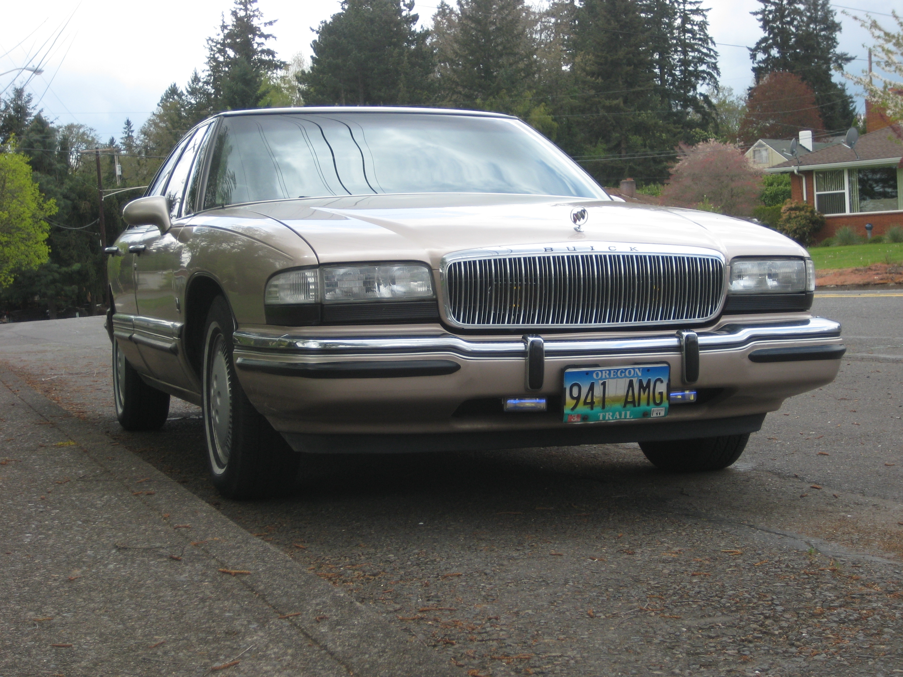Another thegr8schlotzky 1995 Buick Park Avenue post... - 14112861