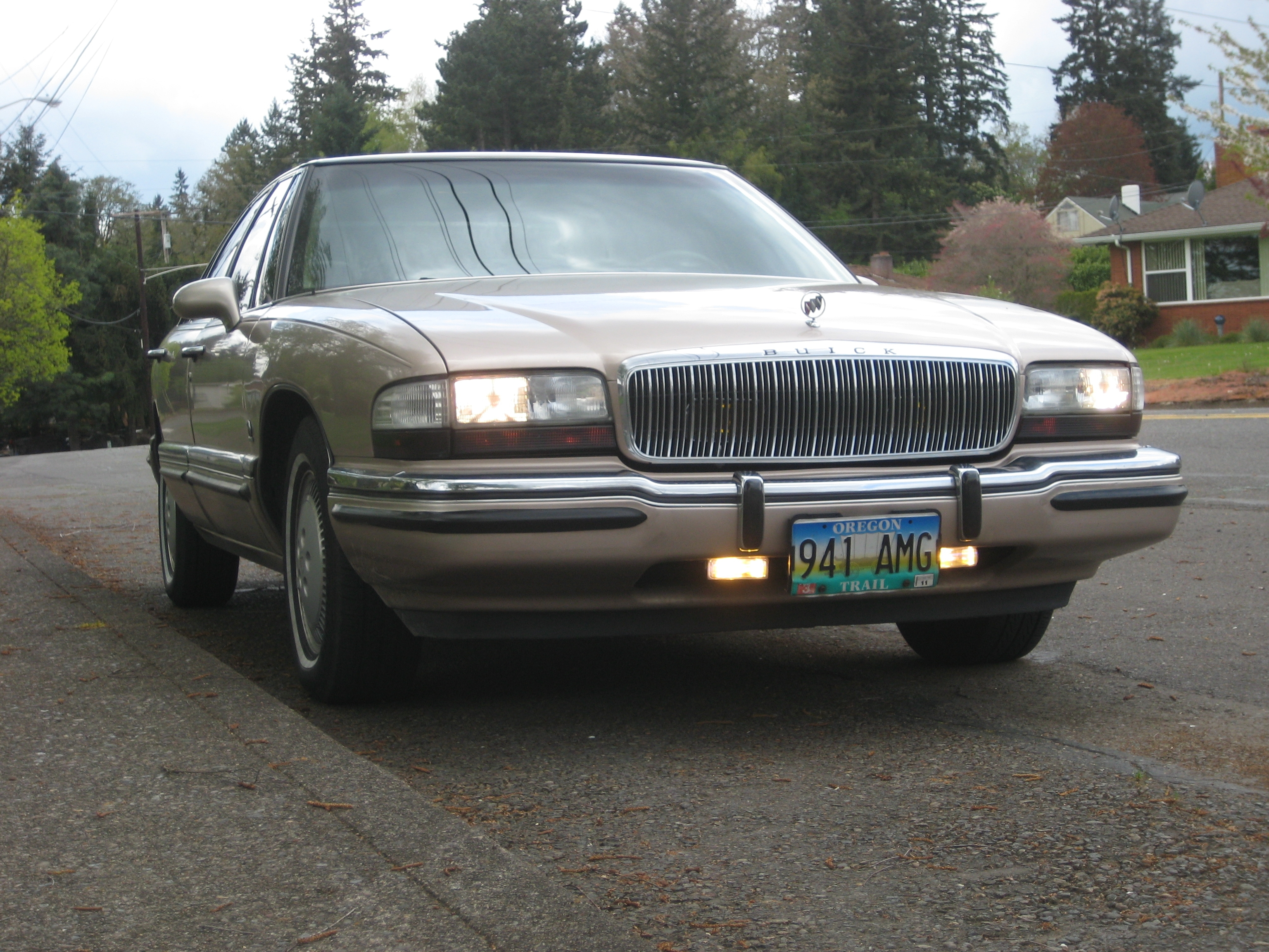 Another thegr8schlotzky 1995 Buick Park Avenue post... - 14112862