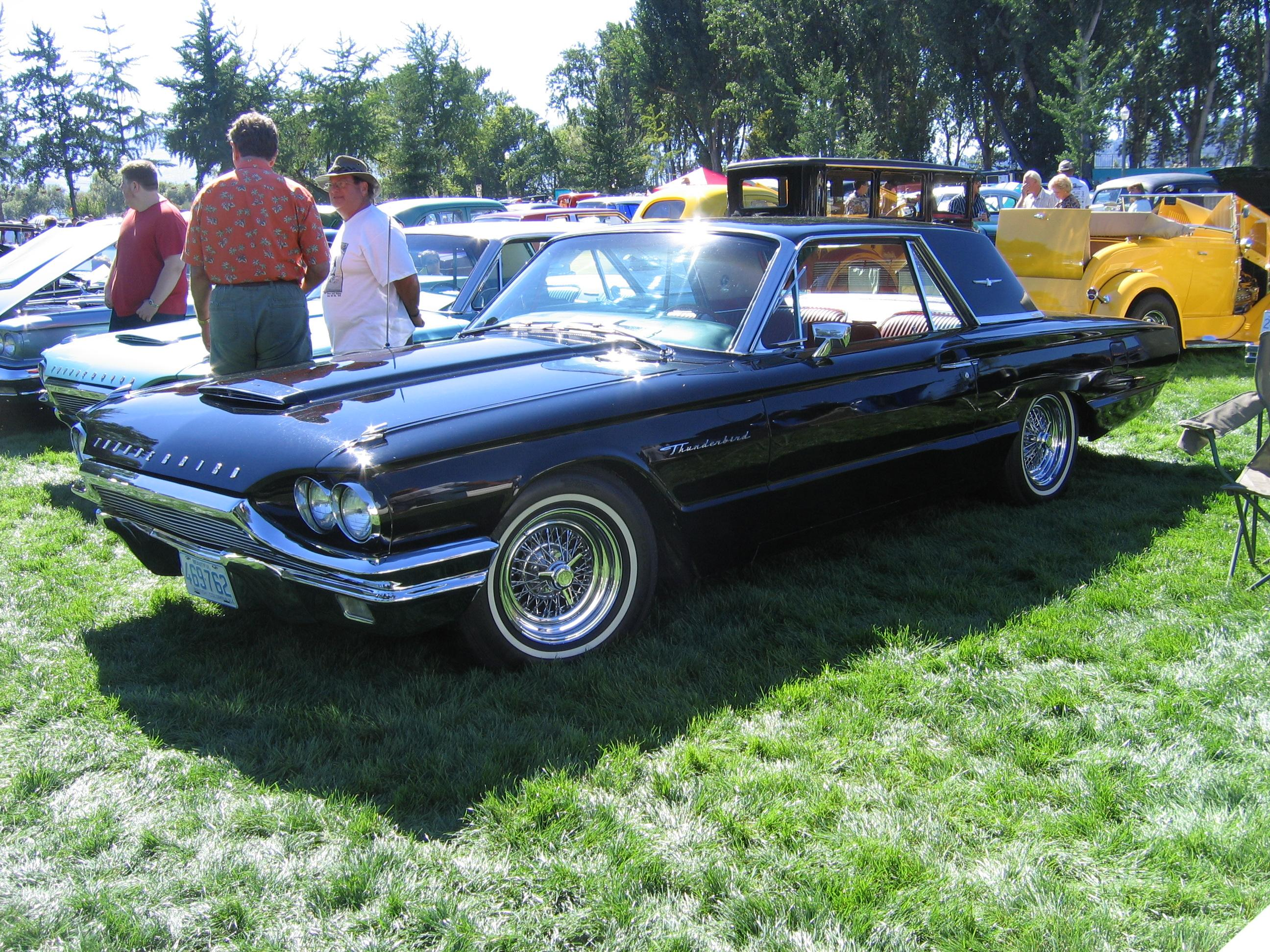 gameonmf 1964 ford thunderbird specs photos modification info at cardomain. Cars Review. Best American Auto & Cars Review