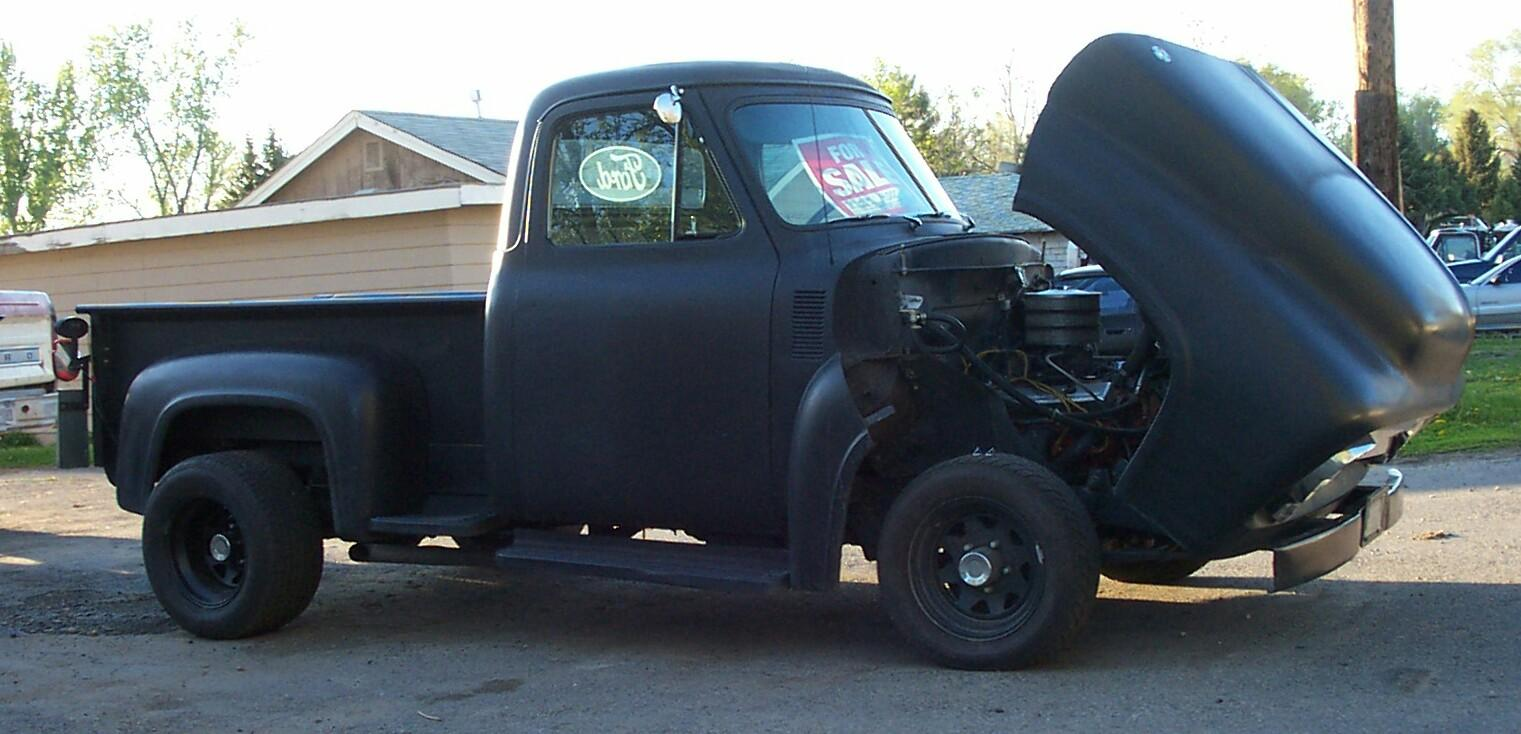 Dreamcharger1969 1954 Ford F150 Regular Cab Specs Photos F100 Pickup Truck Sale 38241630001 Original