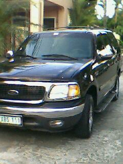 simplyhavoc 2002 Ford Expedition