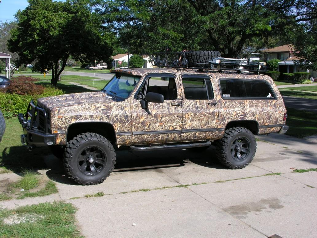 1twisted1 1990 Chevrolet Suburban 1500 Specs Photos