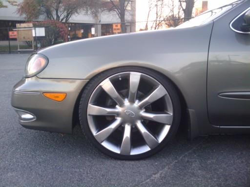 Another dement3 2002 Infiniti I post... - 14115450