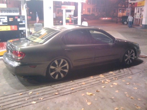 Another dement3 2002 Infiniti I post... - 14115454