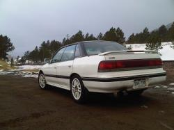 socalwbs 1992 Subaru Legacy