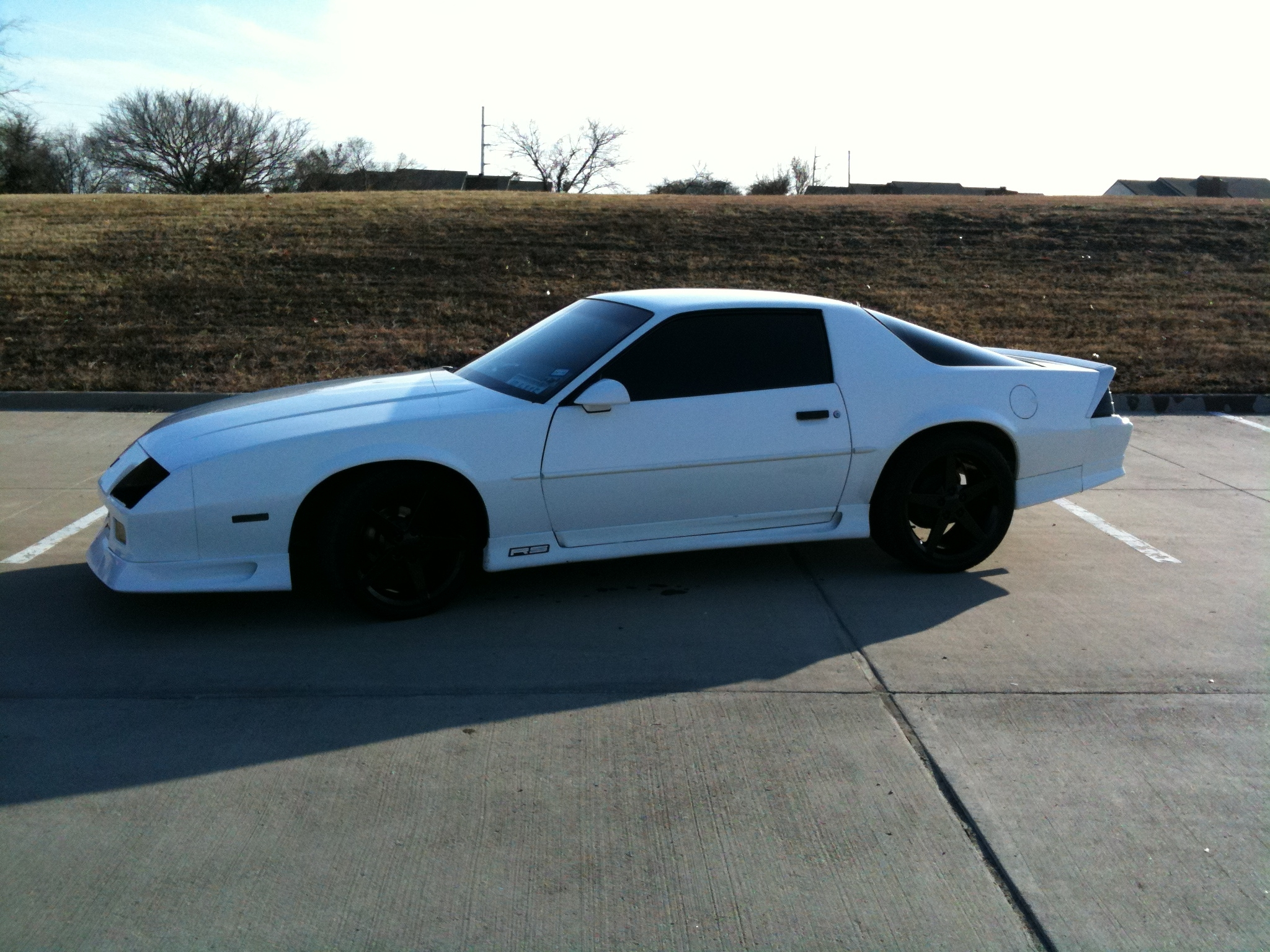 Tmroesle1 1991 Chevrolet Camaro Specs Photos