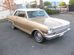LODI3QTRs 1963 Chevrolet Nova