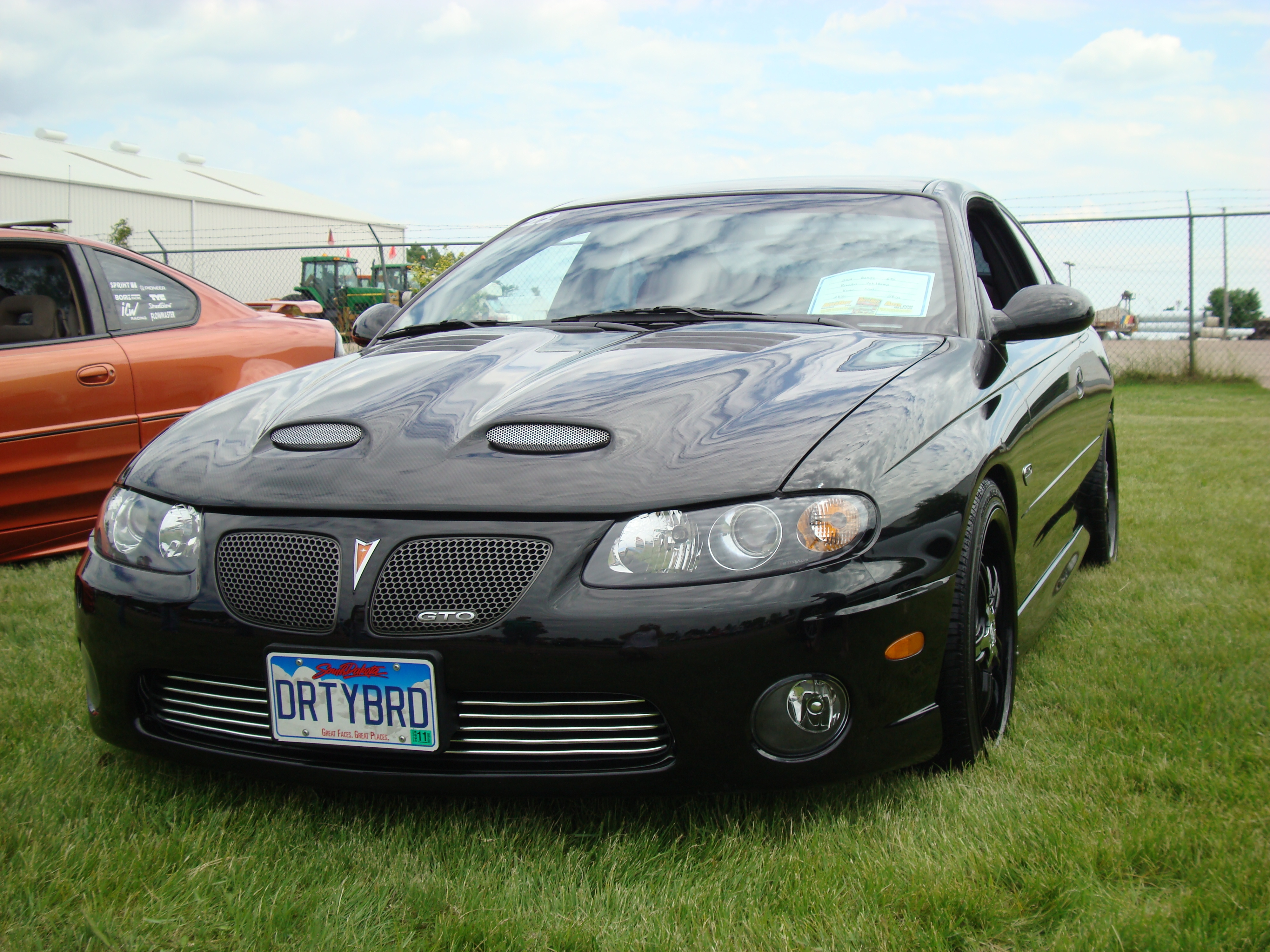 bvdogg 39 s 2004 pontiac gto in huron sd. Black Bedroom Furniture Sets. Home Design Ideas