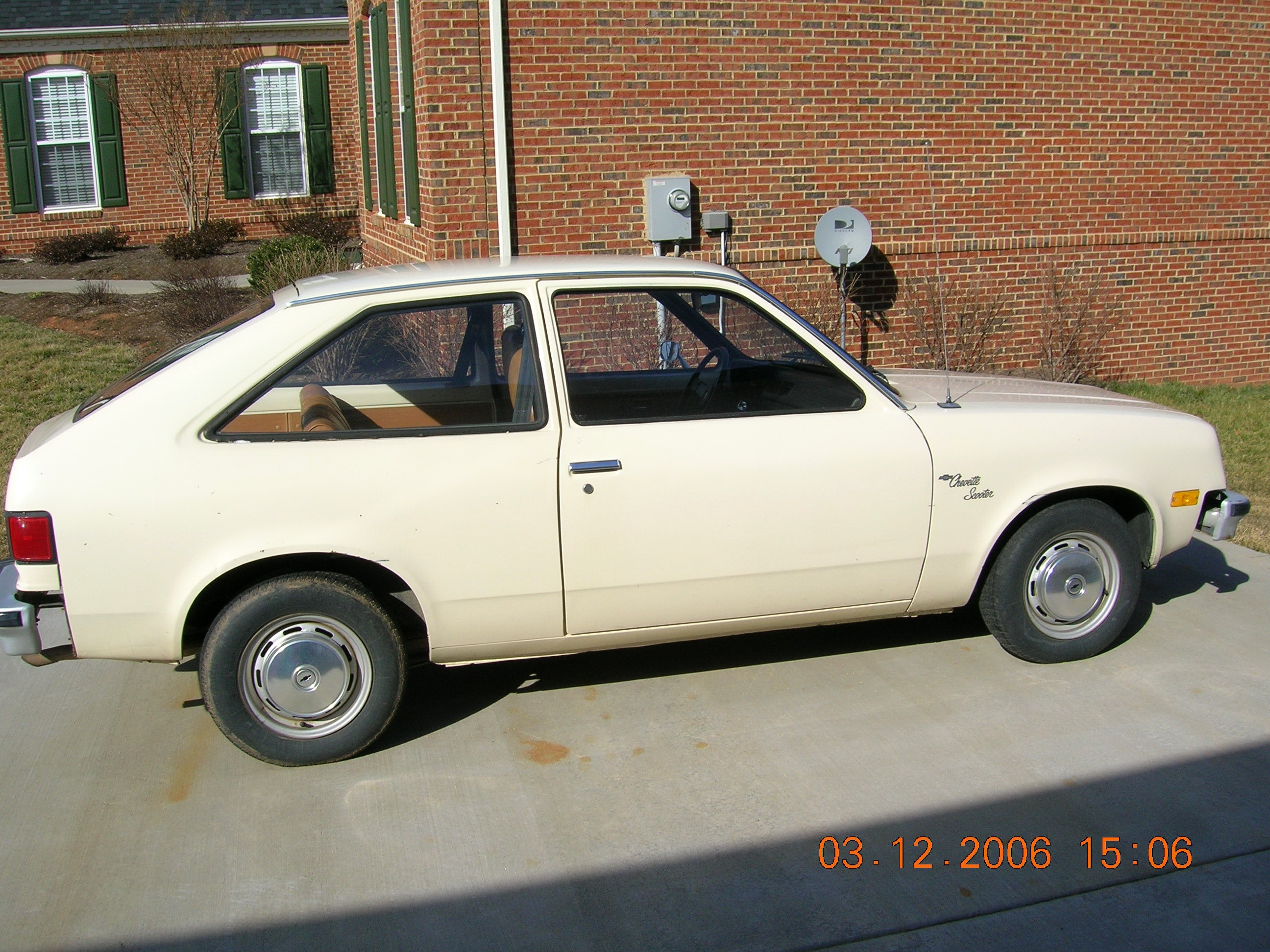 358vette 1980 chevrolet chevette s photo gallery at cardomain cardomain
