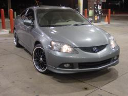 rsxsk20z1s 2005 Acura RSX