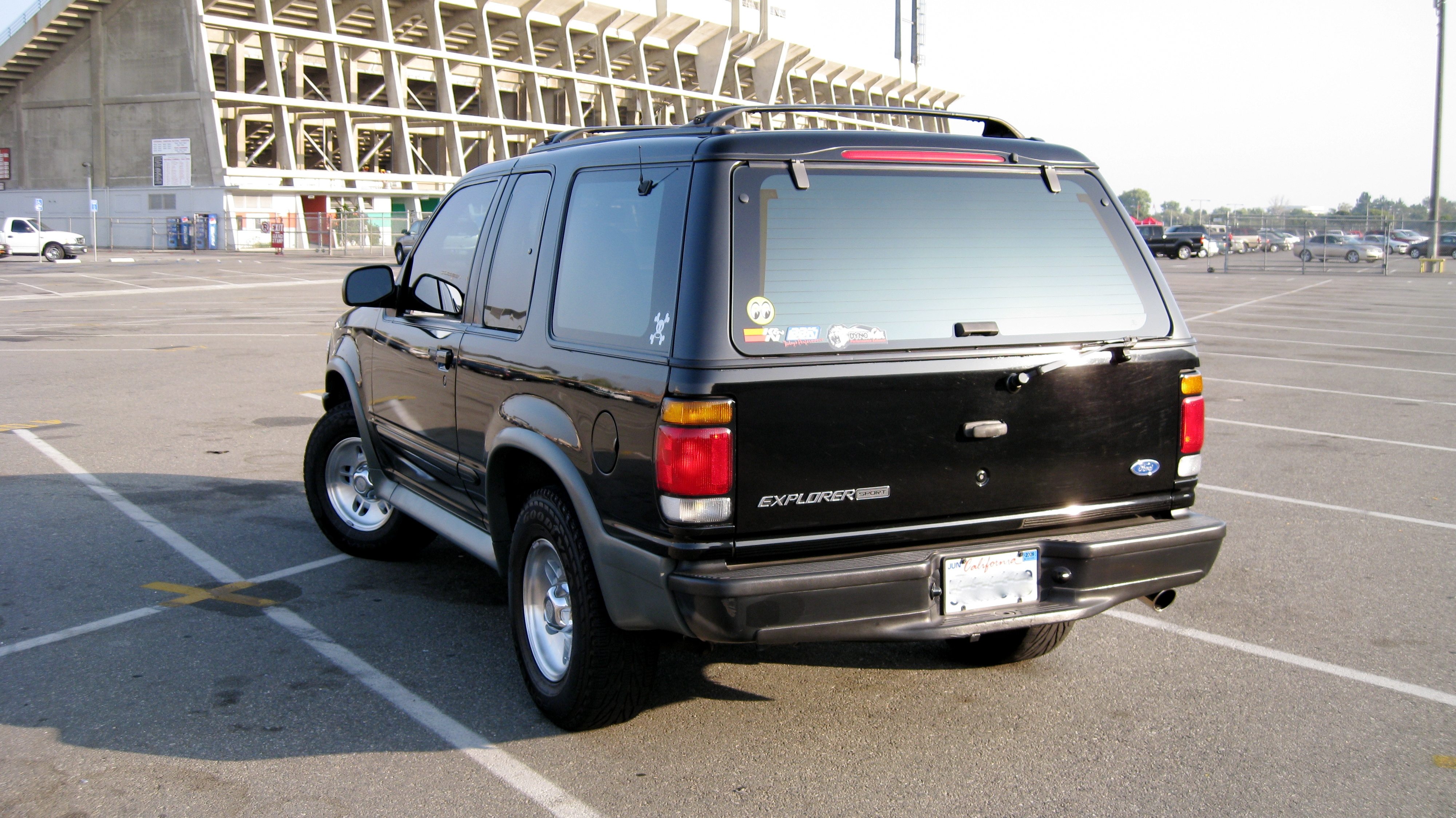 Another Amazing-3 1996 Ford Explorer Sport post... - 14119624