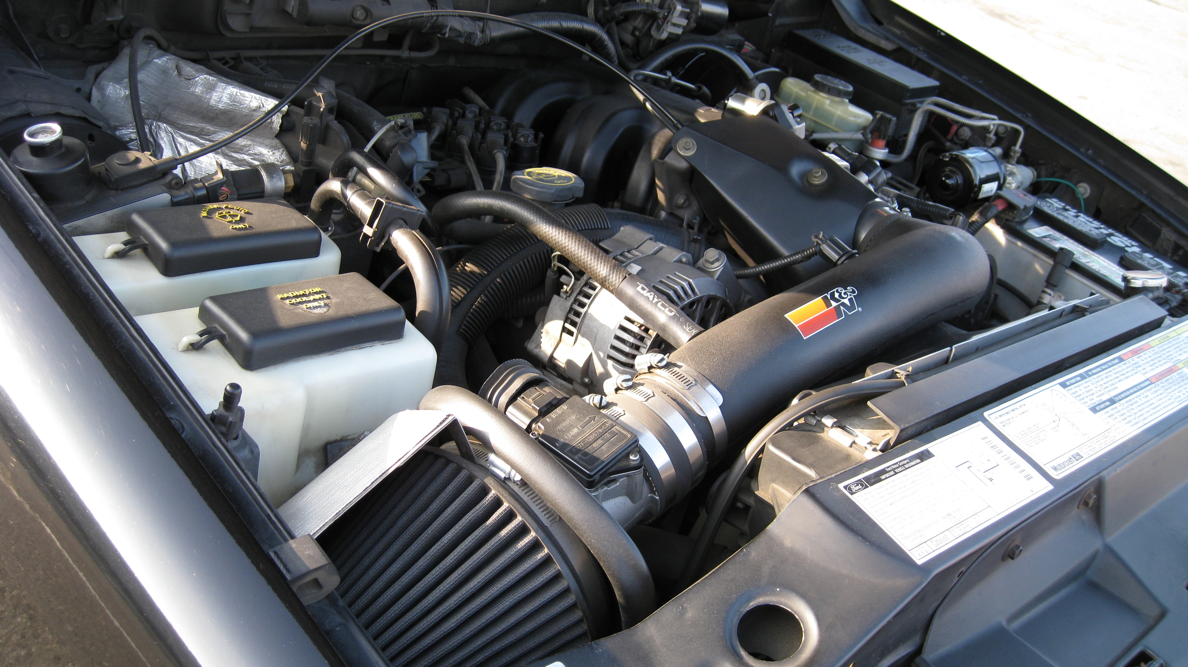 Another Amazing-3 1996 Ford Explorer Sport post... - 14119625