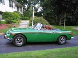 JED72MGBs 1972 MG MGB