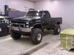 PURDY85s 1985 Chevrolet C/K Pick-Up