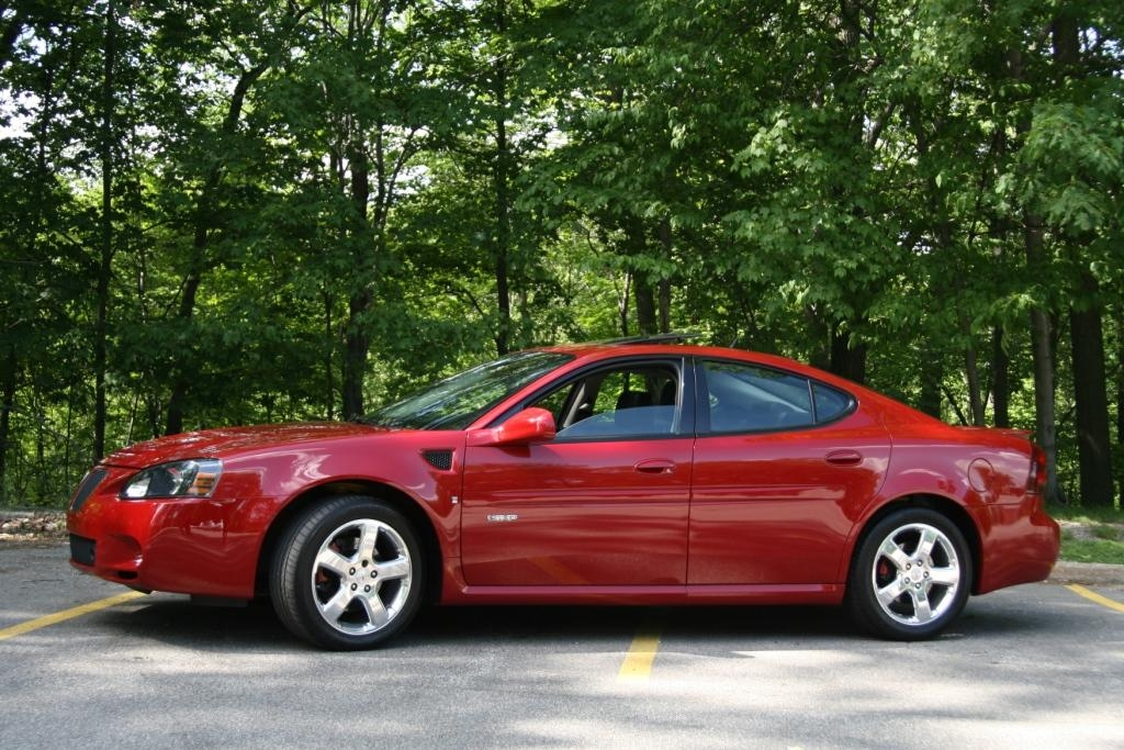 stanwit 2008 pontiac grand prix specs photos modification info at cardomain. Black Bedroom Furniture Sets. Home Design Ideas