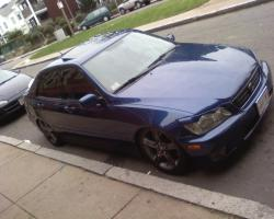 joseis300s 2002 Lexus IS-Series