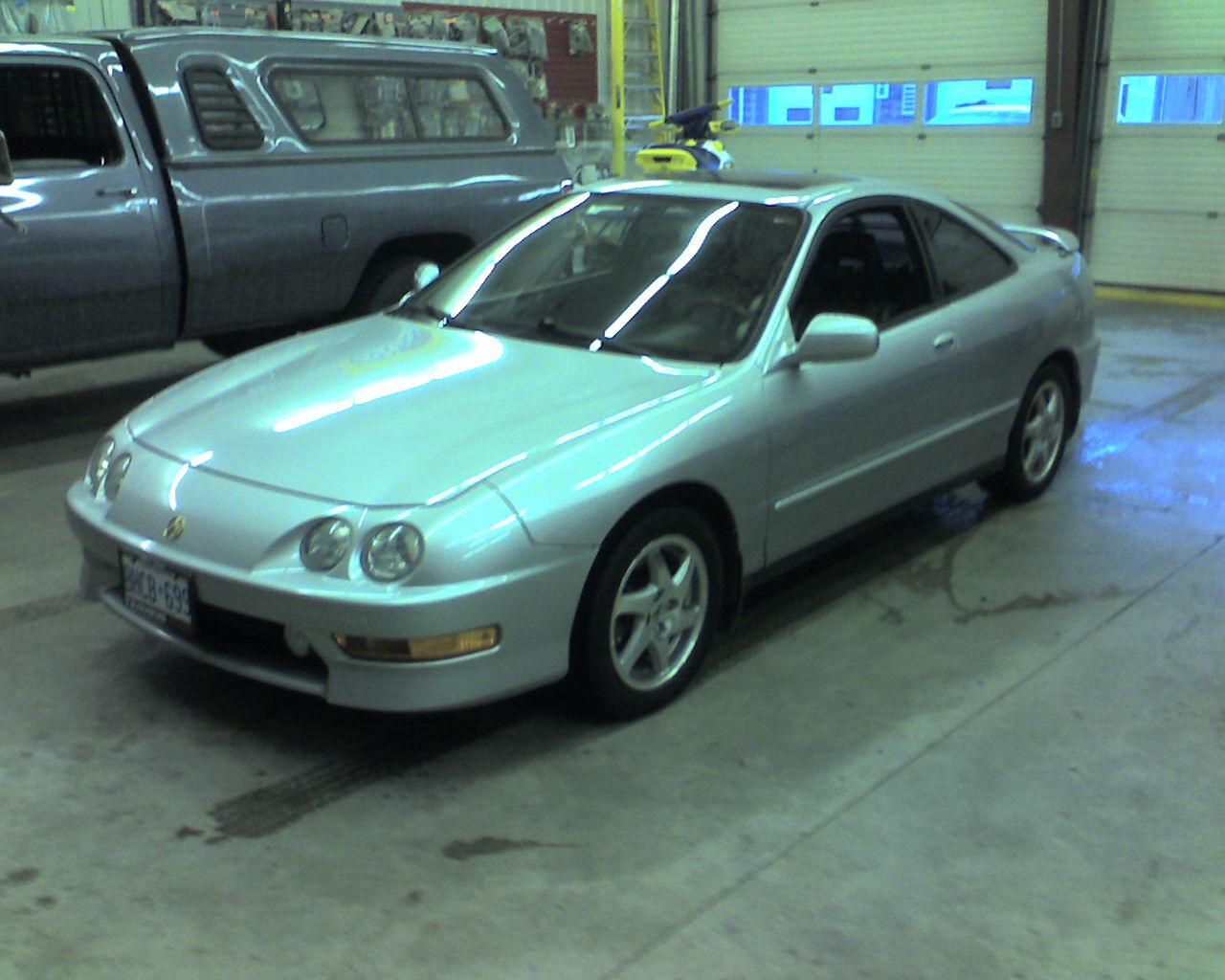 JDM_TWIN_TURBO 2001 Acura Integra 18905337