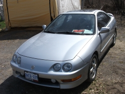 JDM_TWIN_TURBO 2001 Acura Integra