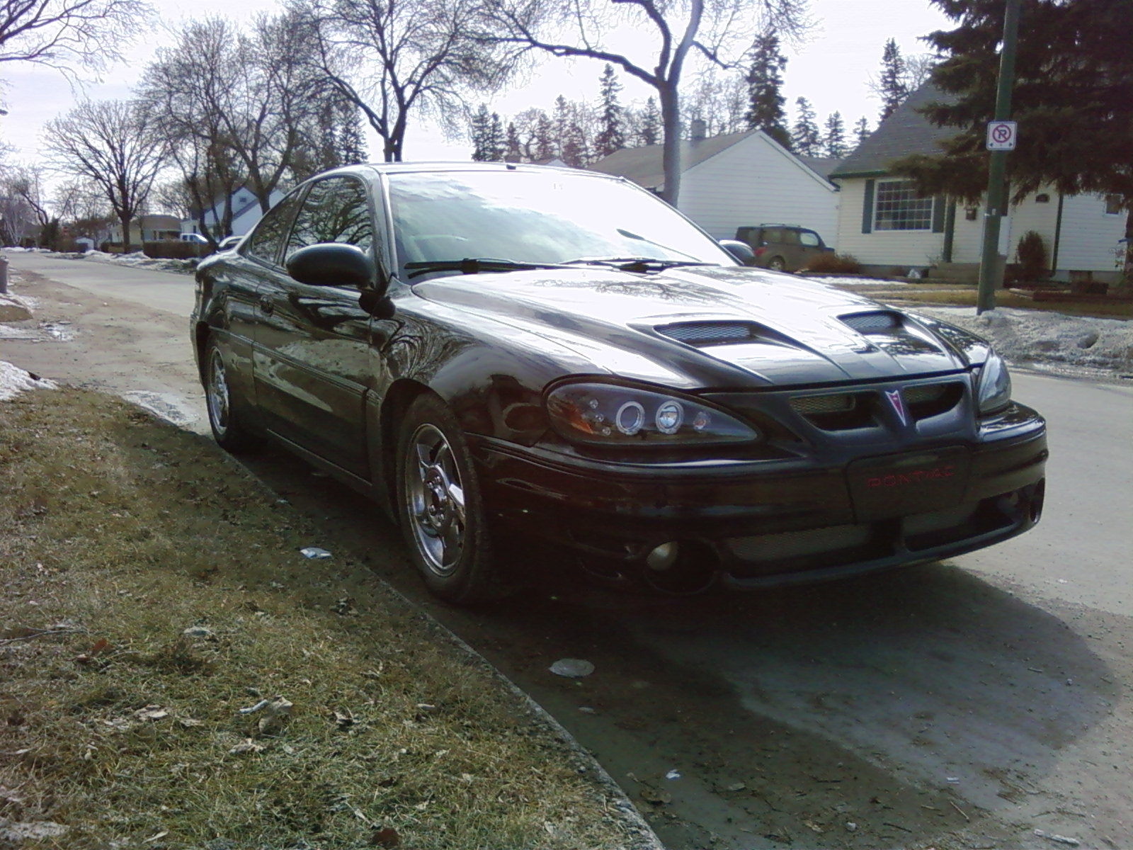03GAGT1SCT 2003 Pontiac Grand Am 14122304
