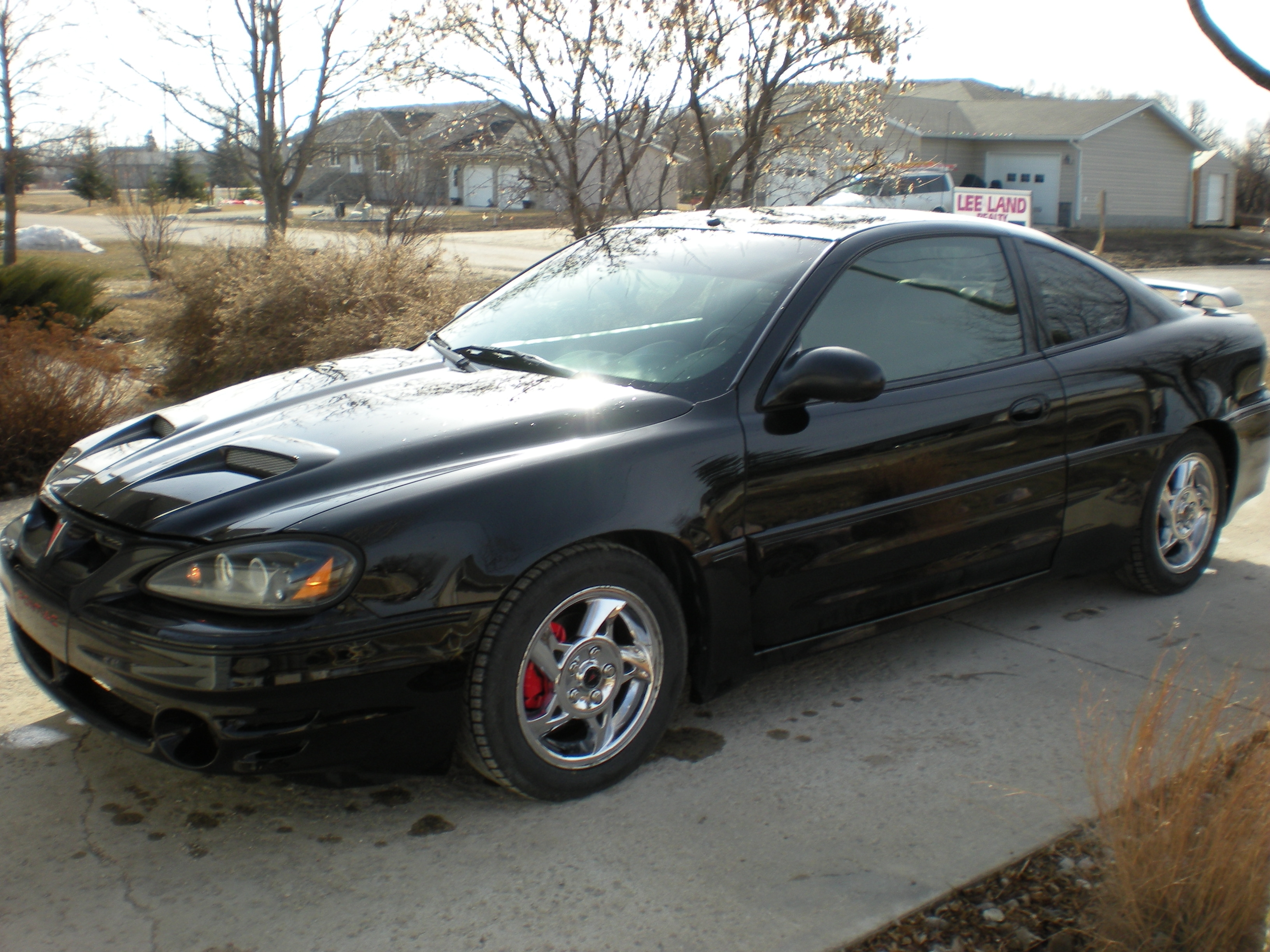 03GAGT1SCT 2003 Pontiac Grand Am 14122323
