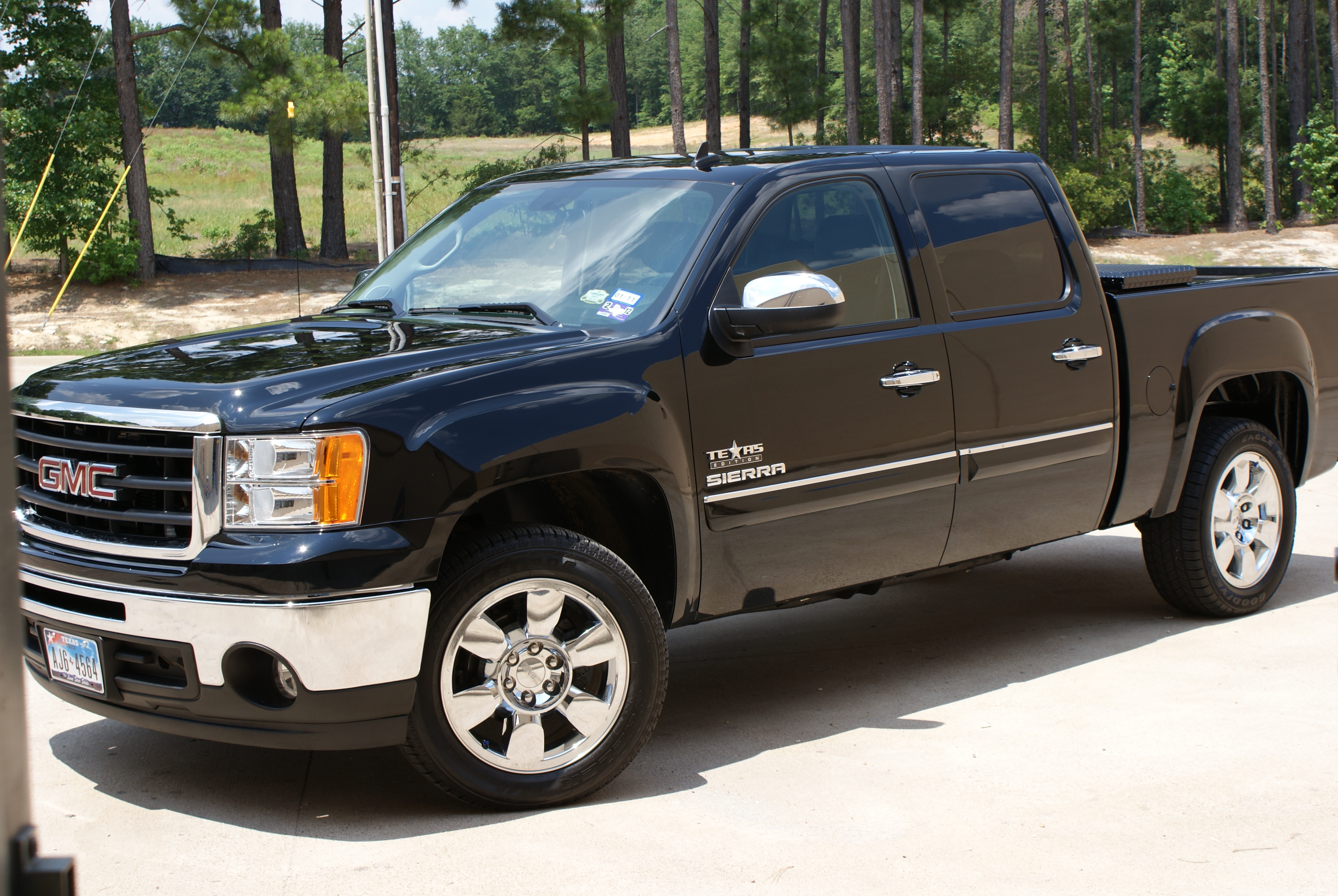 kevalexander 39 s 2010 gmc sierra 1500 crew cab sle in dallas tx. Black Bedroom Furniture Sets. Home Design Ideas