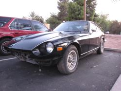 RB25DET240Zs 1973 Datsun 240Z