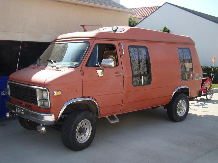 callmemudd 1978 GMC Vandura 1500 Specs, Photos, Modification Info at
