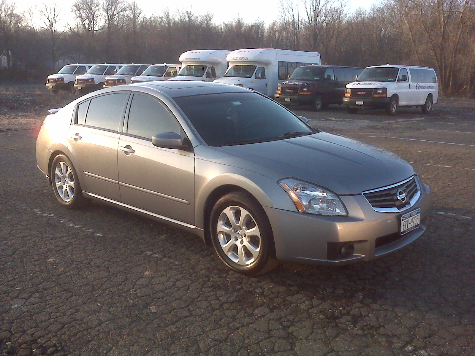 Another ACE3851 2007 Nissan Maxima post... - 14123387