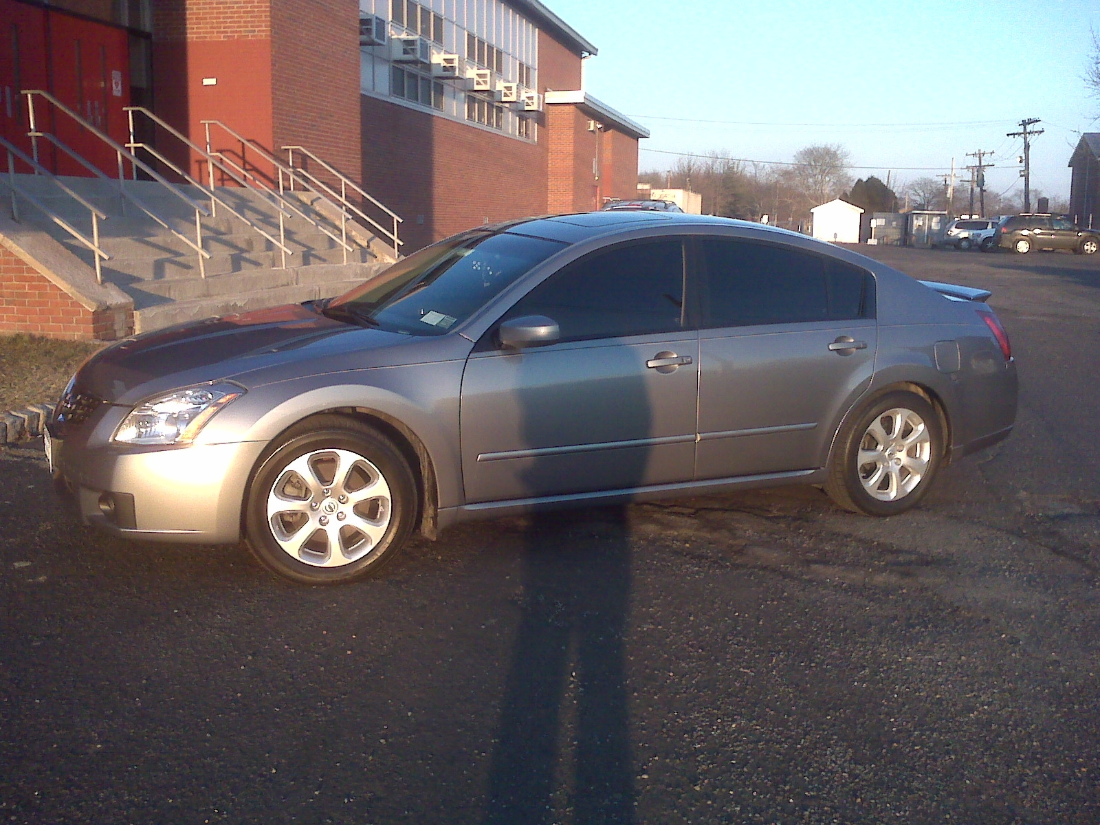 Another ACE3851 2007 Nissan Maxima post... - 17464761