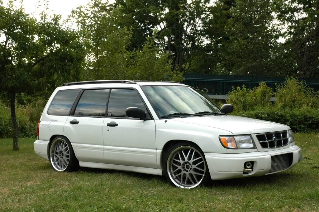Girodisc 1998 subaru forester specs photos modification for Subaru forester paint job cost