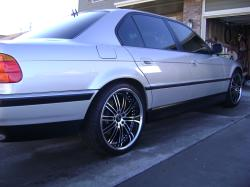 TONEWREKs 2000 BMW 7 Series