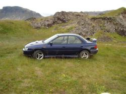 Stebbzs 2000 Subaru Impreza