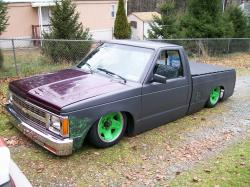 Kurupted_Imagess 1991 Chevrolet S10 Regular Cab