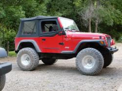 BIGRED97TJs 1997 Jeep Wrangler