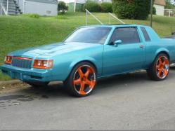 ChrisMiless 1985 Buick Regal