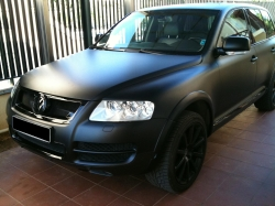 apobeks 2004 Volkswagen Touareg