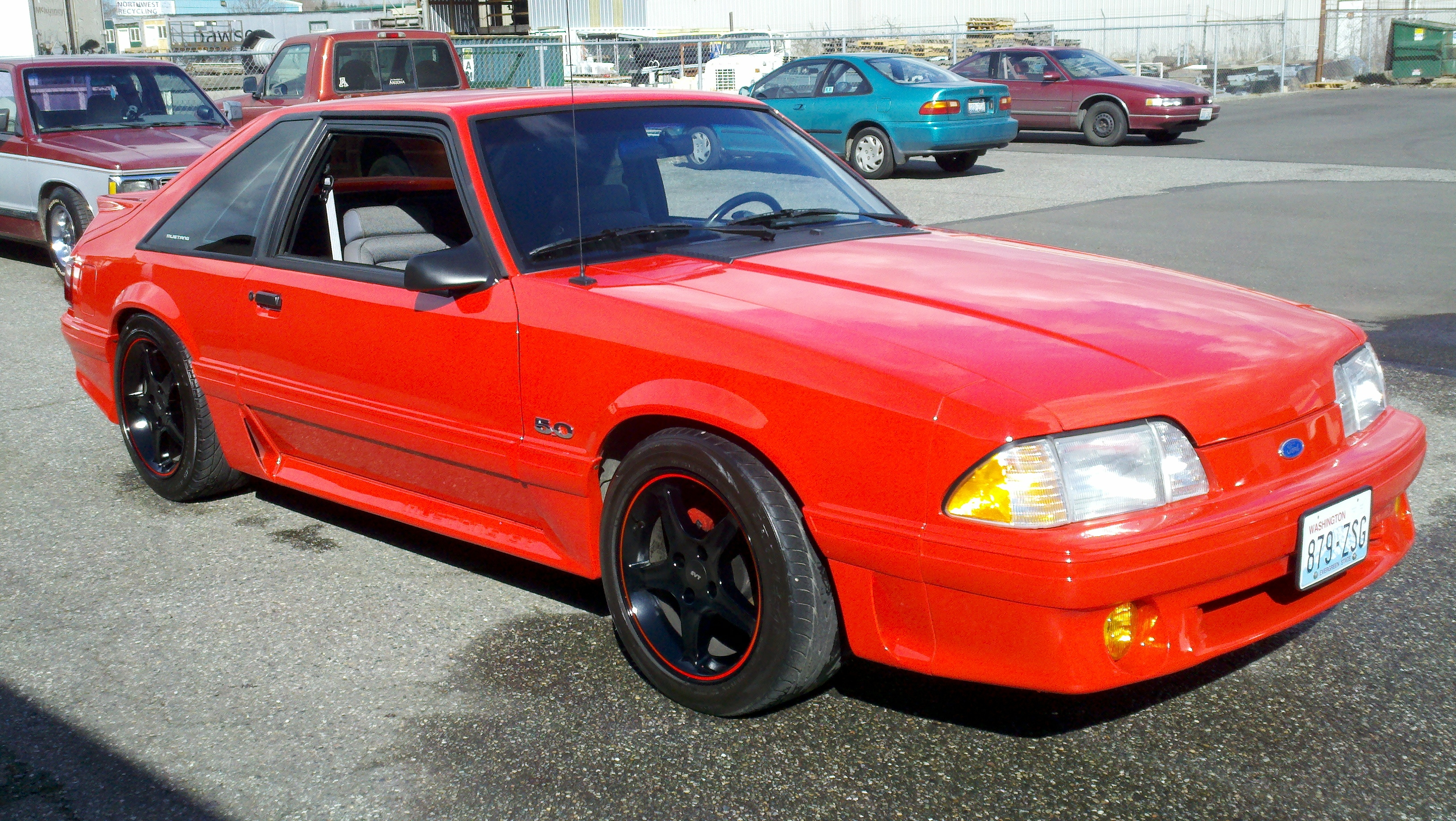 fmfkyle 1993 Ford Mustang